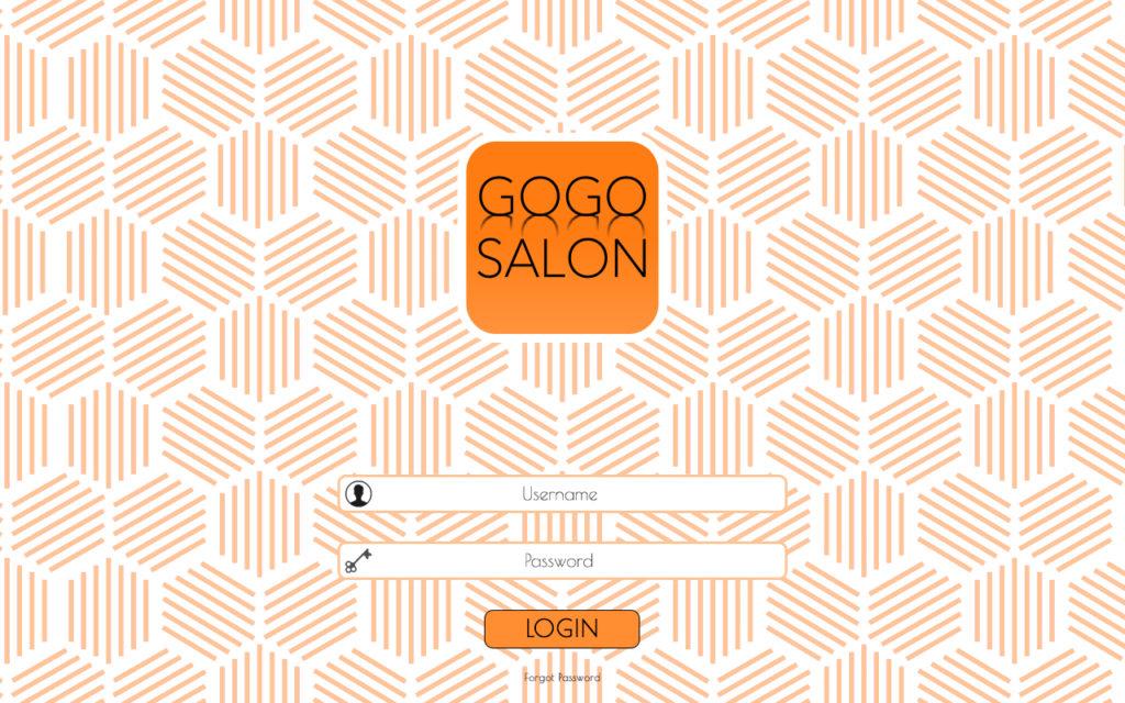gogo salon app