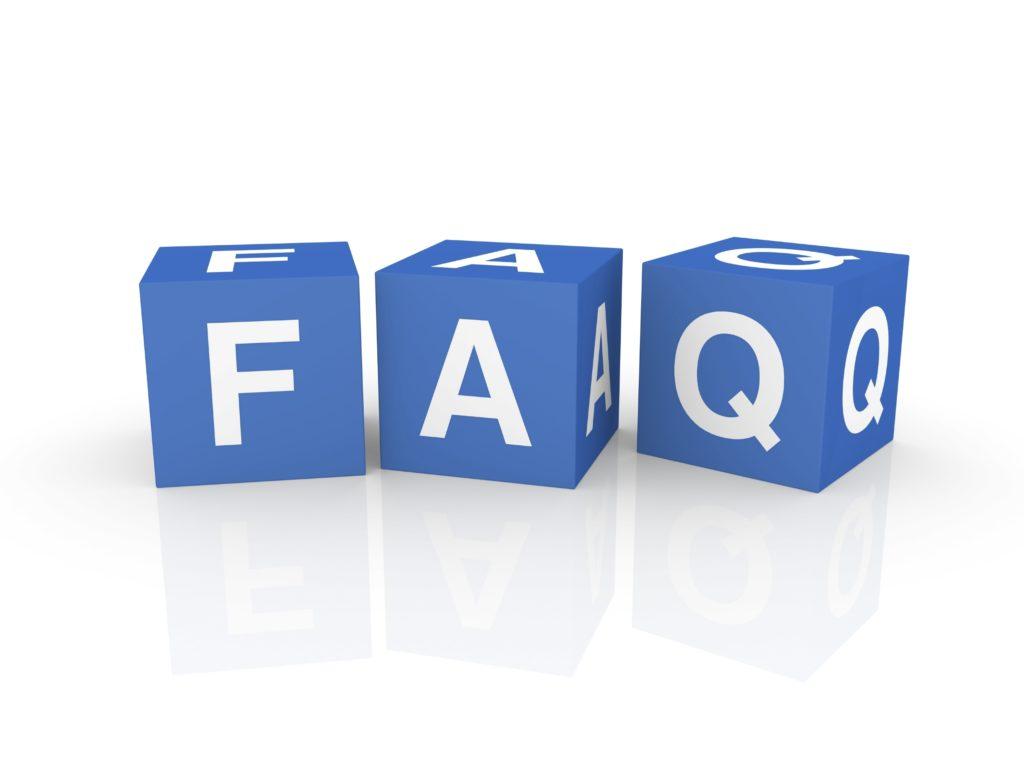 OZONO FAQ