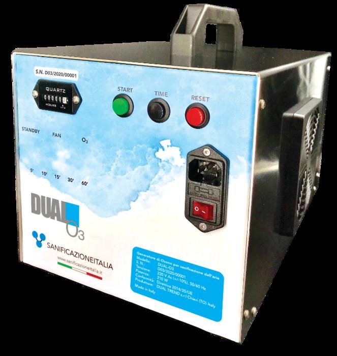 generatore ozono professionale