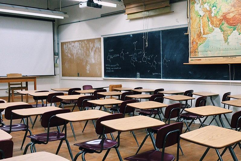 sanificazione scuole