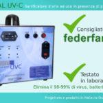 Dual UV-C Federfarma