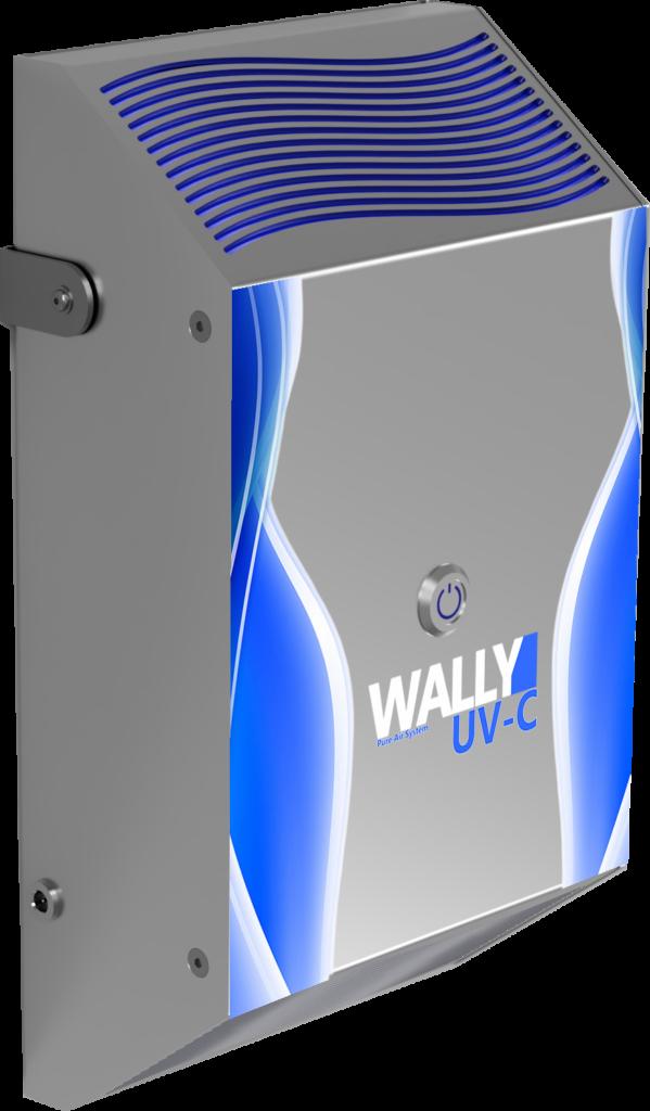 WALLY UV-C SANIFICATORE