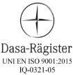 UNI EN ISO 9001:2015 Certificazione Dual Trend